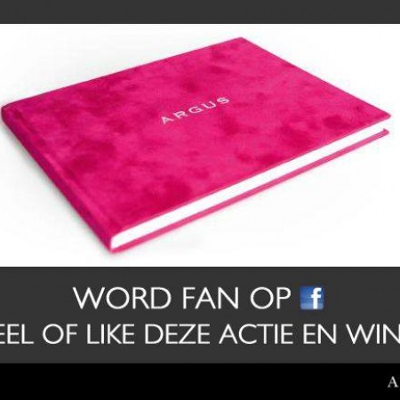 "Word fan en win 5X ""Inspirations by Argus 2013""-magazine"
